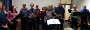 """""""Das Gefolge des Orpheus"""" konzertierte, das Publikum war begeistert."""
